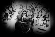 Une jeune artiste visiblement tourmentée...... (Photo fournie par le Village québécois d'antan) - image 3.0