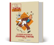 La grande aventure du journal Tintin, une brique... (Photo fournie par Moulinsart) - image 2.0