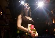 Perrine Leblanc a remporté le Prix du Gouverneur... (PHOTO ARCHIVES LA PRESSE CANADIENNE) - image 2.0
