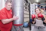 La boxe est un sujet populaire chez les... (Spectre Média, Marie-Lou Béland) - image 2.0