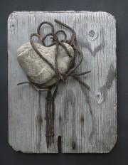 Un coeur de pierre emprisonné dans le métal... (Le Soleil, Yan Doublet) - image 1.0