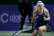Dominika Cibulkova.... (Wong Maye-E, Associated Press) - image 1.0