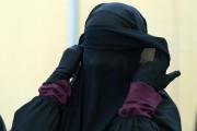 Jennifer Vincenza, suspectée de soutenir l'État islamique, lors... (PhotoFEDERICO GAMBARINI, archives Agence France-Presse) - image 1.0