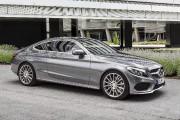 Mercedes-Benz Classe C coupé... (Fournie par Mercedes-Benz) - image 9.0