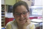 Ema-Rose Chabot aimerait devenir enseignante à la maternelle.... (Photo Le Progrès-Dimanche, Mélissa Viau) - image 2.0