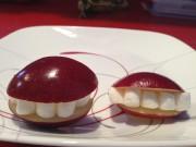 Des dentiers faits de pommes et de guimauves.... (Photo Le Progrès-Dimanche, Mélissa Viau) - image 2.1