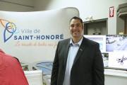 Romain Riverin, directeur au développement à la corporation... (Photo Le Quotidien, Yohann Gasse) - image 3.0