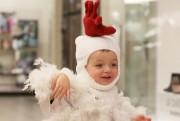 Simon Marchesseault, deux ans, a fait tourner plusieurs... (Julie Catudal, La Voix de l'Est) - image 1.0