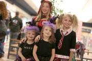 Les quatre soeurs Anaève (4 ans), Lauralie (5... (Julie Catudal, La Voix de l'Est) - image 1.1
