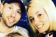 Craig Anderson et son épouse, Nicholle... (Photo tirée de Twitter) - image 10.0