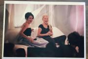 Geneviève Borne a interviewé Geri Halliwell lors d'une... (Photo fournie par MusiquePlus) - image 2.0