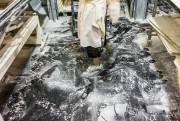 De la farine couvre toutes les surfaces de... (PHOTO ÉDOUARD PLANTE-FRÉCHETTE, LA PRESSE) - image 3.0