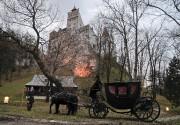 Le château de Bran, datant du XIVesiècle, aurait... (AP, Vadim Ghirda) - image 2.0