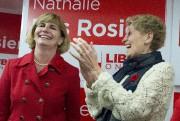 Le camp libéral a répondu aux attaques de... (Martin Roy, LeDroit) - image 4.0
