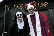 Chaque soir d'Halloween depuis 15 ans, Pierre Ivall... (Spectre Média, René Marquis) - image 1.0