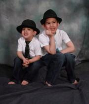 Noah Barthe et son frère Connor.... (PC) - image 2.0