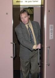 Benoît Roberge, ex-enquêteur vedette du SPVM, en 2000... (Photo Armand Trottier, archives La Presse) - image 1.0