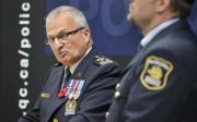 Le chef du service de police de la... (Le Soleil, Jean-Marie Villeneuve) - image 2.0