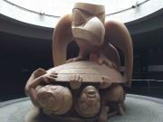 La sculpture de Bill Reid, Le corbeau et... (Le Soleil, Normand Provencher) - image 7.0
