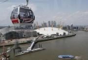 Londres a inauguré un téléphérique urbain en 2012.... (Archives AP) - image 1.0
