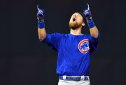 Ben Zobrist, des Cubs de Chicago, a été... (PHOTO Tommy Gilligan, USA Today Sports) - image 1.0