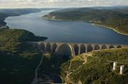 Pas moins de 137,9milliards de mètres cubes d'eau... (Photo Ivanoh Demers, Archives La Presse) - image 1.0