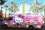 Le camion de Hello Kitty Cafe connaît tant... (Photo tirée de Facebook) - image 6.0