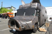 Le camion de Maximus Minimus est souvent stationné... (Photo tirée de Facebook) - image 7.0