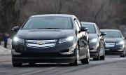 Une hybride Chevrolet Volt. Photo: Bernard Brault, La... - image 16.0