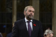 Thomas Mulcair... (Sean Kilpatrick, La Presse canadienne) - image 2.0