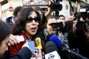 Yasmina Reza arrive au restaurant Chez Drouant pour... (AP, François Mori) - image 2.0