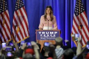 Melania Trump, épouse de l'homme d'affaires, a fait... (AP) - image 4.0