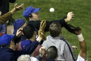 Steve Bartman s'est fait discret depuis son intervention innoportune... (Photo Morry Gash, archives AP) - image 4.0