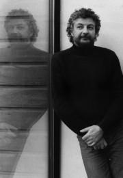 Pierre Ayot à la galerie Graff, rue Rachel,... (Photo Michel Gravel, La Presse) - image 2.0