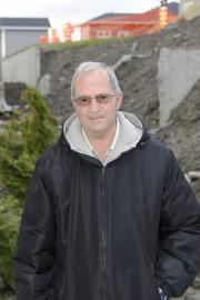 Maurice Bergero, un citoyen du secteur... (Photo Le Quotidien, Gimmy Desbiens) - image 1.0