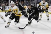 Crosby a raté les six premiers matches des... (Associated Press) - image 1.0