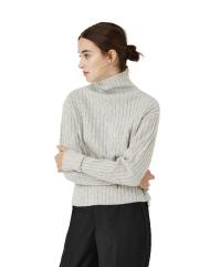 Tricot de grosse laine à col rond, 85... - image 5.0