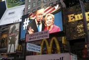 Publicité à Times Square pour une édition spéciale... (Collaboration spéciale Jean-Simon Gagné) - image 2.0