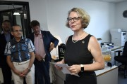 La députée péquiste de Chicoutimi, Mireille Jean, critique... (Archives Le Quotidien, Mariane L. St-Gelais) - image 2.0