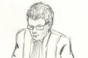 Le juge François Huot, de la Cour supérieure... (Illustration Le Quotidien, Gabrielle Simard) - image 4.0