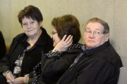 Les parents d'Yves Martin sont là en appui... (Photo Le Quotidien, Jeannot Lévesque) - image 1.1
