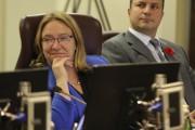 La conseillère Sylvie Goneau a remis en doute... (Patrick Woodbury, Le Droit) - image 2.0