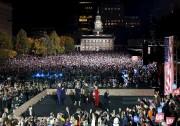 Jamais dans cette campagne Hillary Clinton ne s'était... (AP, Pablo Martinez Monsivais) - image 2.0