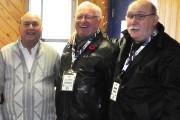 Pierre Genest, Jack Croteau et Daniel Hardy ont... (Gilles Joubert) - image 2.0