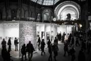 Quelque 153 galeries et 30 éditeurs participent à... (AFP, Philippe Lopez) - image 2.0
