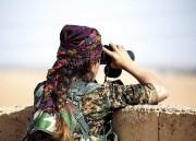 Shirin, 25 ans, membre des Unités.... (AFP) - image 3.0