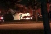 Les pompiers ont été alertés sur le coup... (fournie par Yves Brien) - image 2.0
