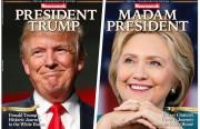 La revue Newsweek avait préparé des éditions pour... (IMAGES TIRÉES DE L'INTERNET) - image 2.0