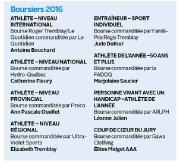 L'édition 2016 aura finalement été la bonne pour le judoka Antoine Bouchard qui... - image 3.1