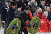 Le premier ministre Justin Trudeau et sa femme,... (La Presse Canadienne) - image 2.0